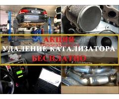 Удаление катализатора бесплатно Тюнинг.
