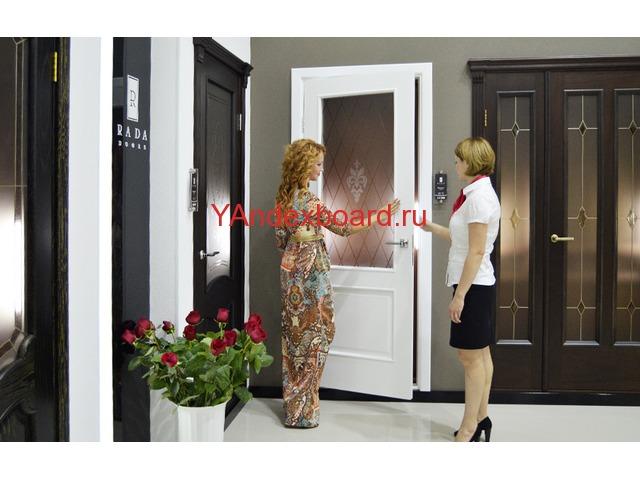 Продавец-консультант в магазин дверей и фурнитуры