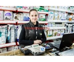 Продавец-Консультант-Кассир