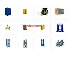 Компрессоры и компрессорное оборудование