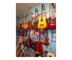Ремонт, настройка и изготовление гитар