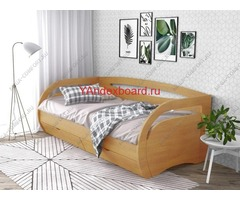 Кровать с тремя спинками «КАРУЛЯ-2»