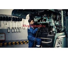 Слесарь-механик по ремонту грузового транспорта на вахту