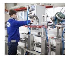 Оператор производственной линии полимеров