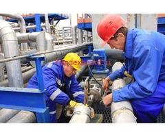 Слесарь по ремонту водочистного оборудования