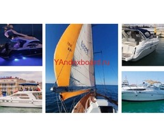 Sochi Charter - Аренда яхты в Сочи: собственный парк яхт
